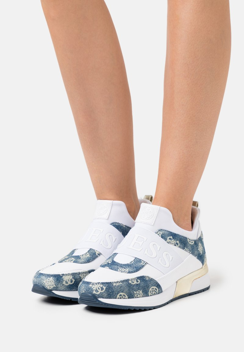 Guess - MAYGIN - Trainers - white