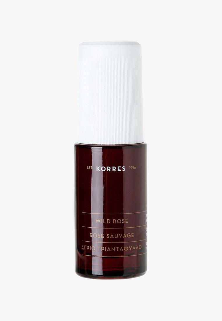 Korres - WILD ROSE BRIGHTENING & LINE SMOOTHING SERUM 30ML - Serum - neutral