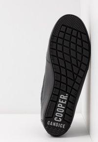 Candice Cooper - PLUS MONT - Sneakers high - antracite/tamponato antracite - 6