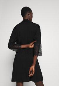 Etam - LIDDY DESHABILLE - Dressing gown - noir - 3