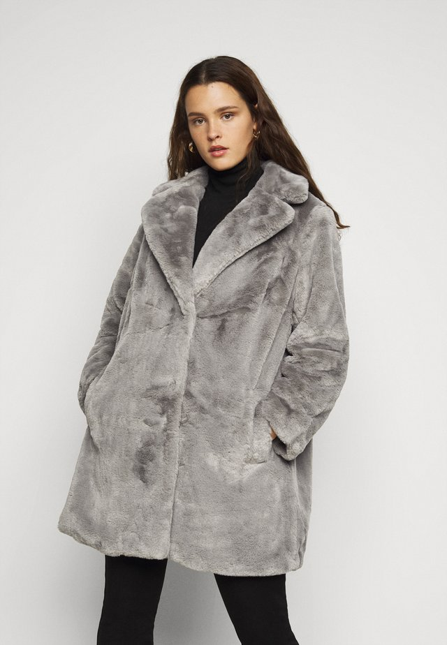 WILLOW ECOM - Winter coat - dark grey