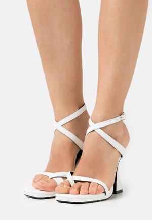 JONAS - Sandals - white