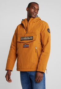 Napapijri - RAINFOREST POCKET  - Giacca invernale - golden brown - 0