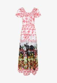 Madam-T - Maxi dress - rosa/weiß - 7