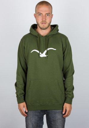 Hoodie - rifle green