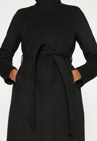 Selected Femme - SLFMELANIE COAT - Classic coat - black - 7