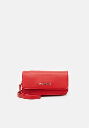 MEMENTO - Across body bag - rosso