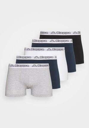 VARIO 5 PACK - Onderbroeken - dark blue/black/grey