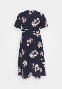 Anna Field Curvy - Day dress - blue/pink - 1