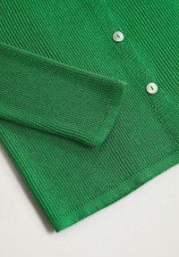 Mango - Cardigan - green - 4