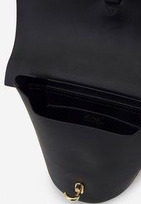 ZAC Zac Posen - CARRYOVER BELAY CHAIN CROSSBODY - Across body bag - black - 2