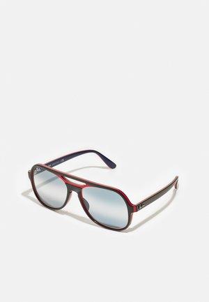 Solglasögon - black/red/blue