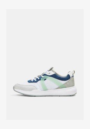 Sneakers laag - dusty green