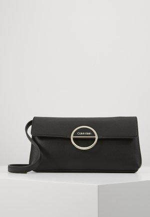 HOOP CLUTCH - Clutch - black