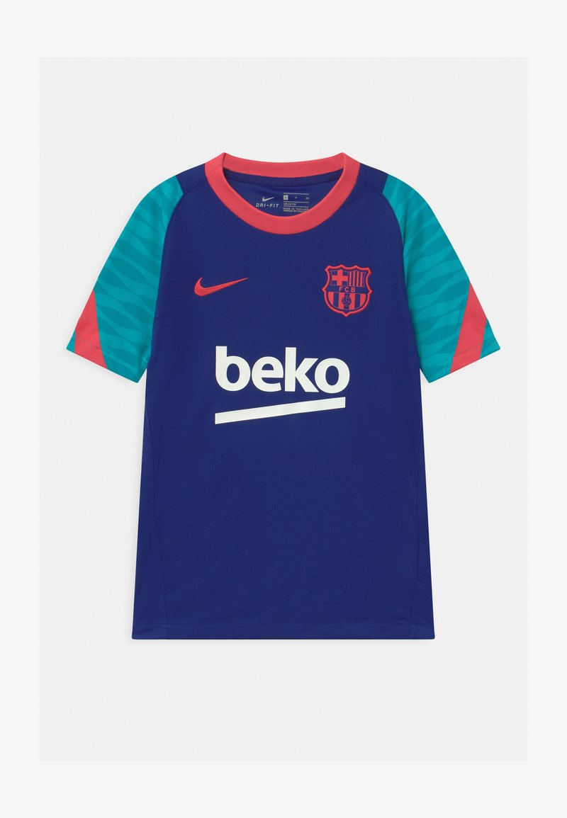 Nike Performance - FC BARCELONA UNISEX - Klubové oblečení - deep royal blue/lfusion red