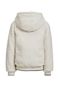 WE Fashion - REVERSIBLE - Winterjas - ecru - 5