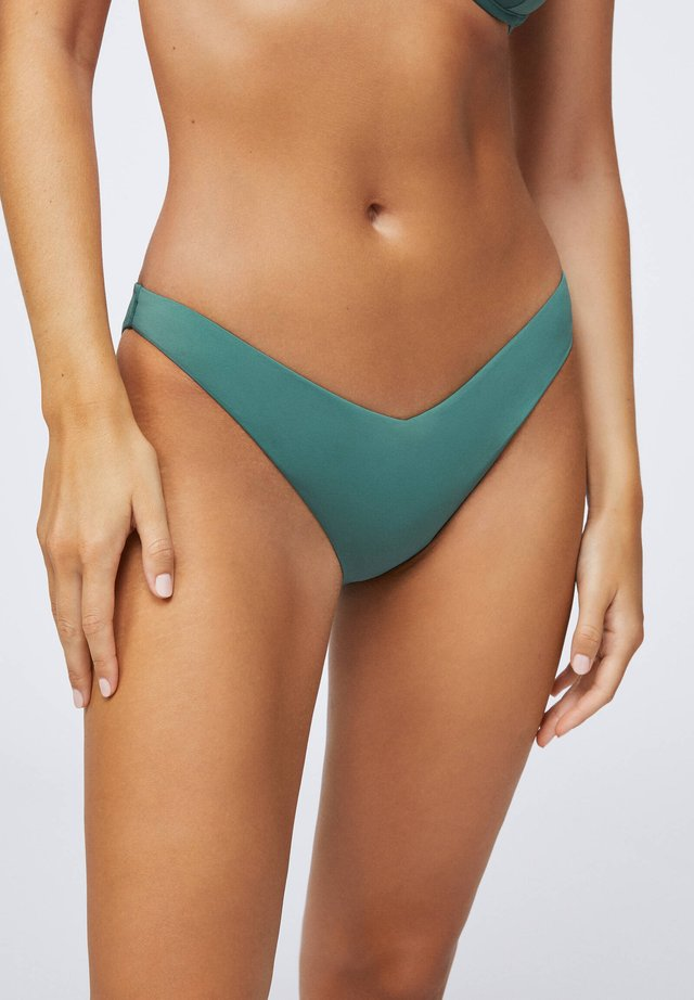 Bikini-Hose - evergreen