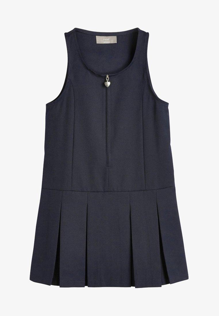 Next - PINAFORE - Day dress - blue