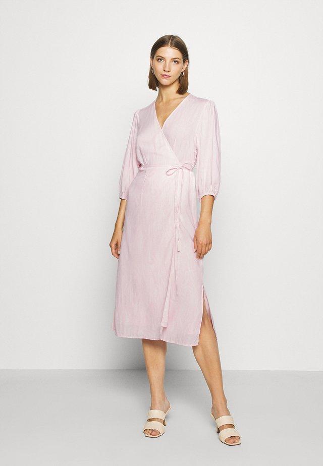 ALENE DRESS - Maxi dress - rose