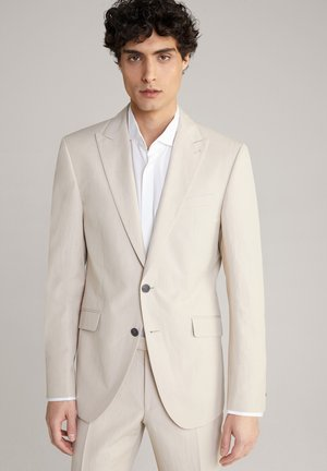 Suit jacket - hellbeige