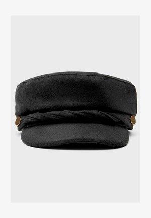 MIT DETAILS  - Hatt - black