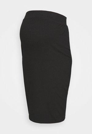 MLSOLANA SKIRT - Pouzdrová sukně - black