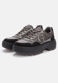 GRÜNBERG - Sneakersy niskie - gray - 3