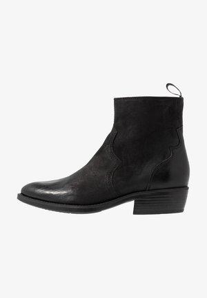 JESSIE - Cowboystøvletter - black