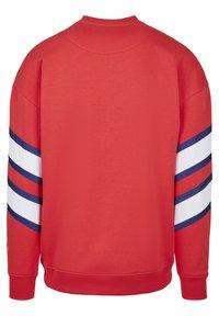 Starter - Sweatshirt - starter red - 6