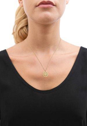 2 SET - Halsband - gold-coloured