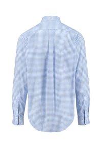 GANT - REGULAR FIT LANGARM - Shirt - blau - 1