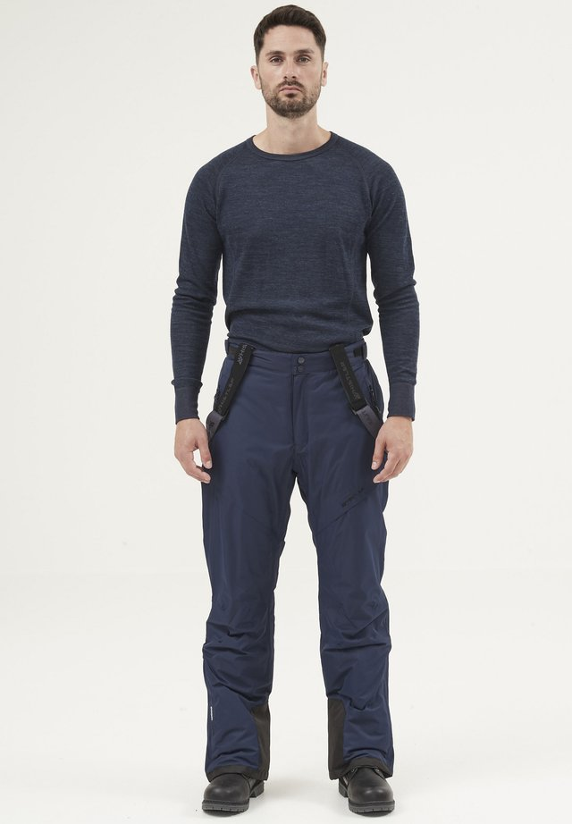 FAIRFAX - Snow pants - navy blazer