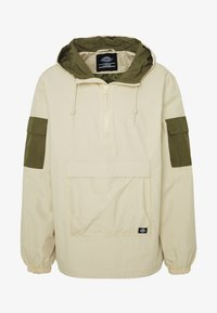 Dickies - BRONWOOD - Windbreaker - light taupe - 4