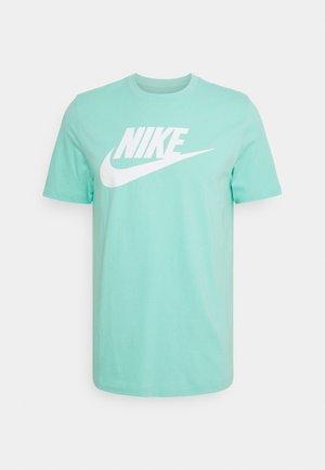 TEE ICON FUTURA - Print T-shirt - tropical twist