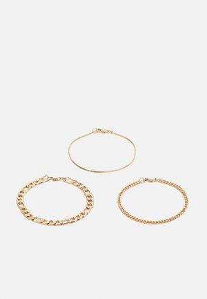 UNITY BRACELET 3 PACK - Armband - gold-coloured