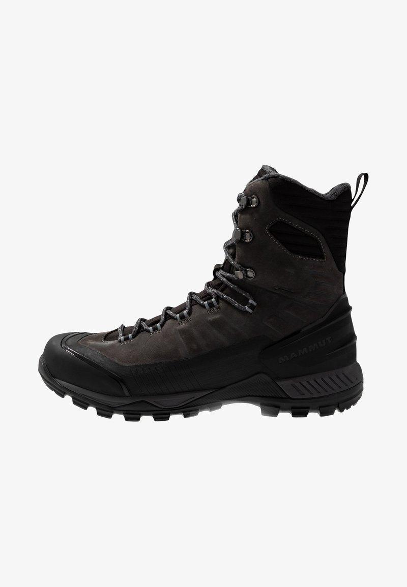 Mammut - MERCURY PRO HIGH GTX MEN - Mountain shoes - graphite/black