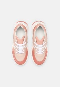 Emporio Armani - Trainers - light pink/white - 3