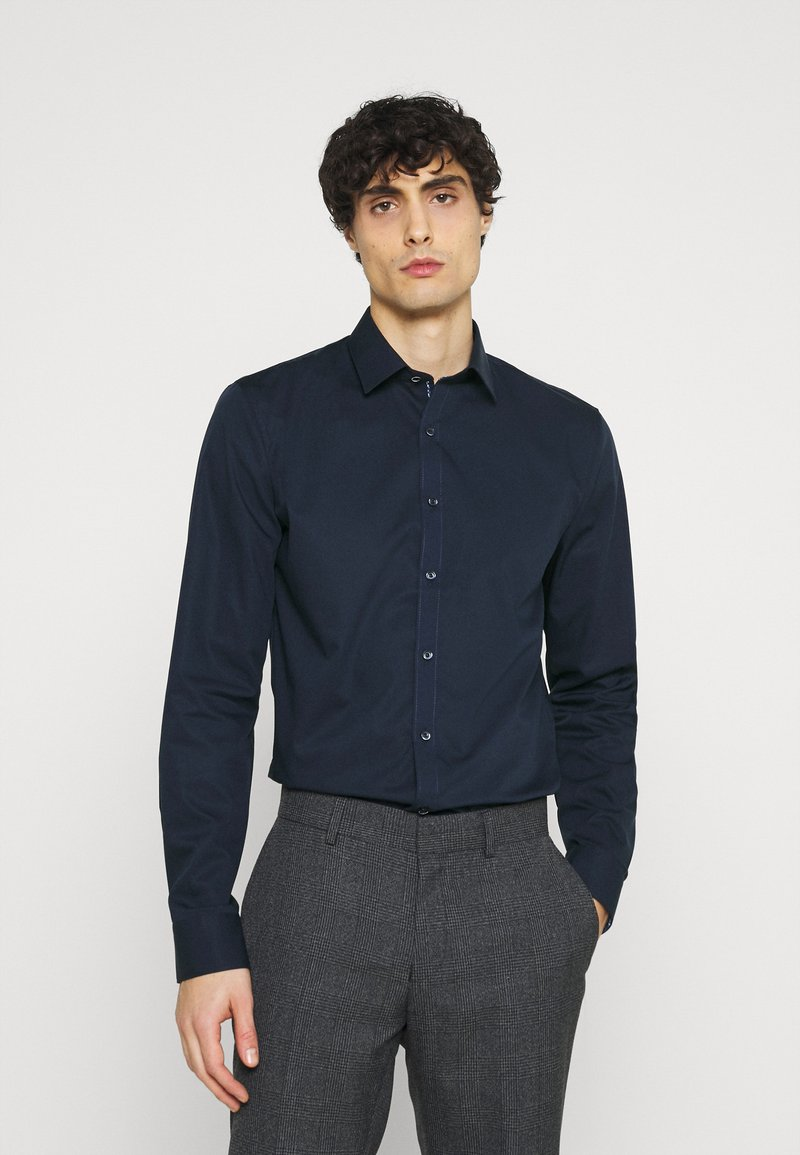 OLYMP No. Six - Formal shirt - kobalt