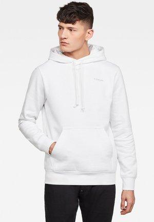 ORIGINALS BACKPANEL - Hoodie - white