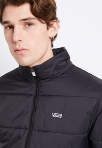 Vans - LAYTON - Light jacket - black - 5