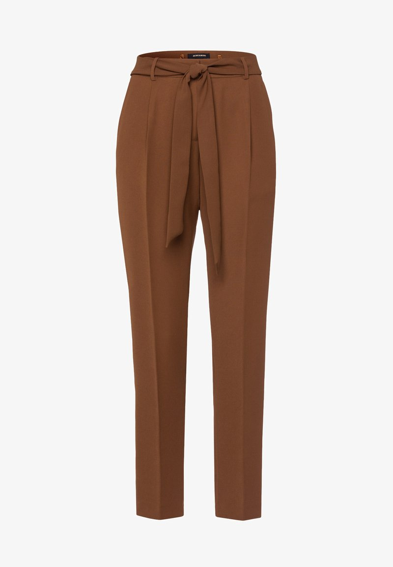More & More - Trousers - brown