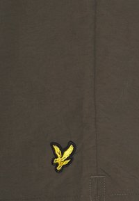 Lyle & Scott - PLAIN SWIM - Swimming shorts - trek green - 2