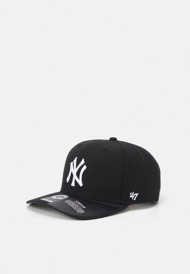 NEW YORK YANKEES COLD ZONE UNISEX - Cap - black