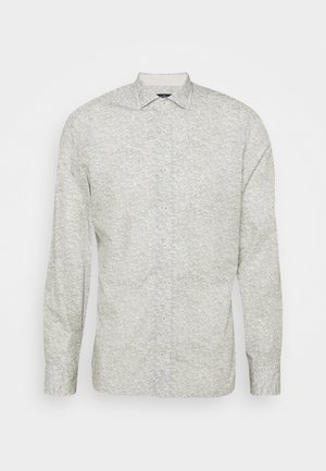 LEAF PRINT - Overhemd - green/white