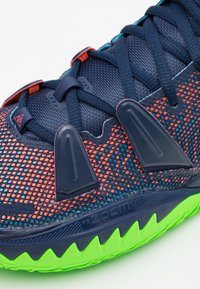 Nike Performance - KYRIE 7 - Basketball shoes - midnight navy/lagoon pulse - 5