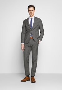 Tommy Hilfiger Tailored - SUIT SLIM FIT - Garnitur - grey - 0