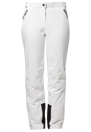 WOMAN  - Snow pants - bianco