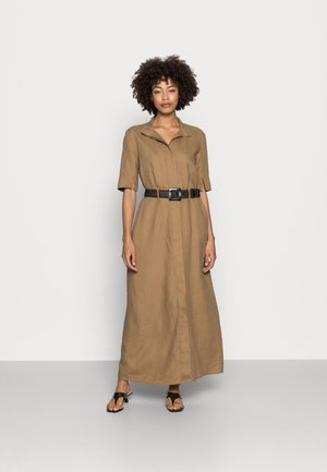 MODERN MAXI - Maxi dress - bark
