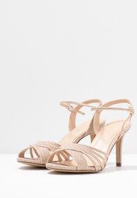 Paradox London Pink - HARSHA - High heeled sandals - champagne - 4
