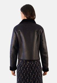 Oakwood - OLGA - Light jacket - black - 2